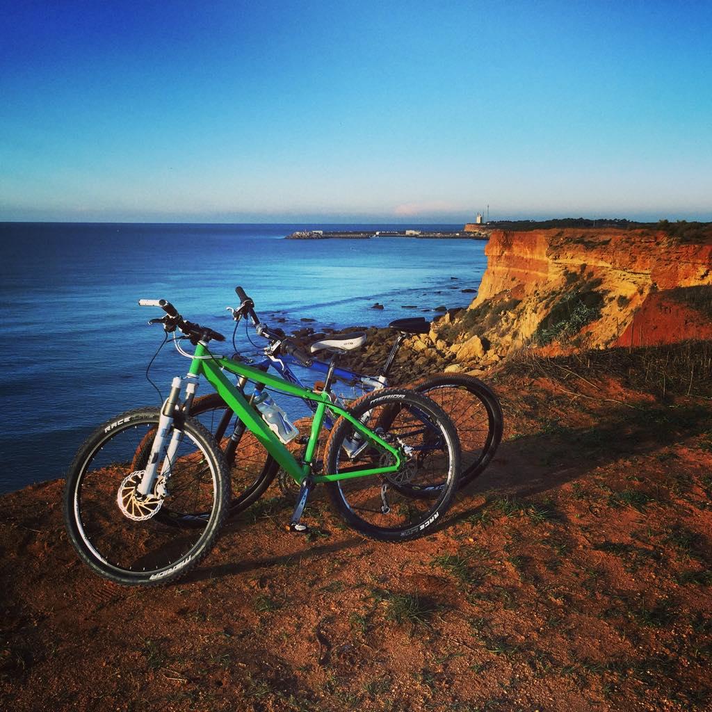 En bicicleta por Conil de la Frontera