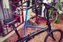 Buscar ruta en bicicleta