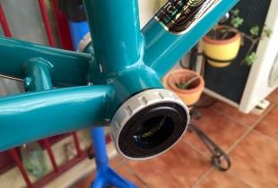 montaje bicicleta surly troll - 16 de 31