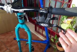 montaje bicicleta surly troll - 22 de 31