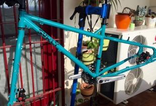 montaje bicicleta surly troll - 24 de 31