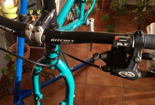 montaje bicicleta surly troll - 25 de 31