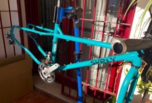 montaje bicicleta surly troll - 27 de 31