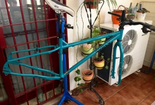 montaje bicicleta surly troll - 7 de 31