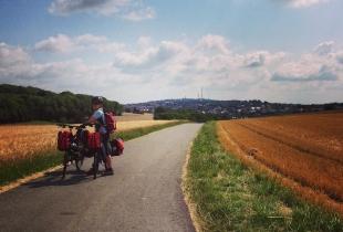 ruta romantica en bicicleta - instagram 4359