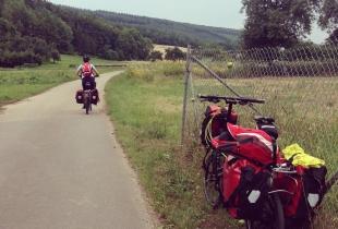 ruta romantica en bicicleta - instagram 4362