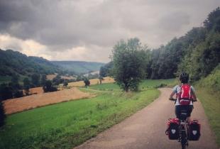 ruta romantica en bicicleta - instagram 4481