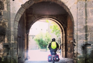 ruta romantica en bicicleta - instagram 4488