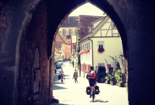 ruta romantica en bicicleta - instagram 4489