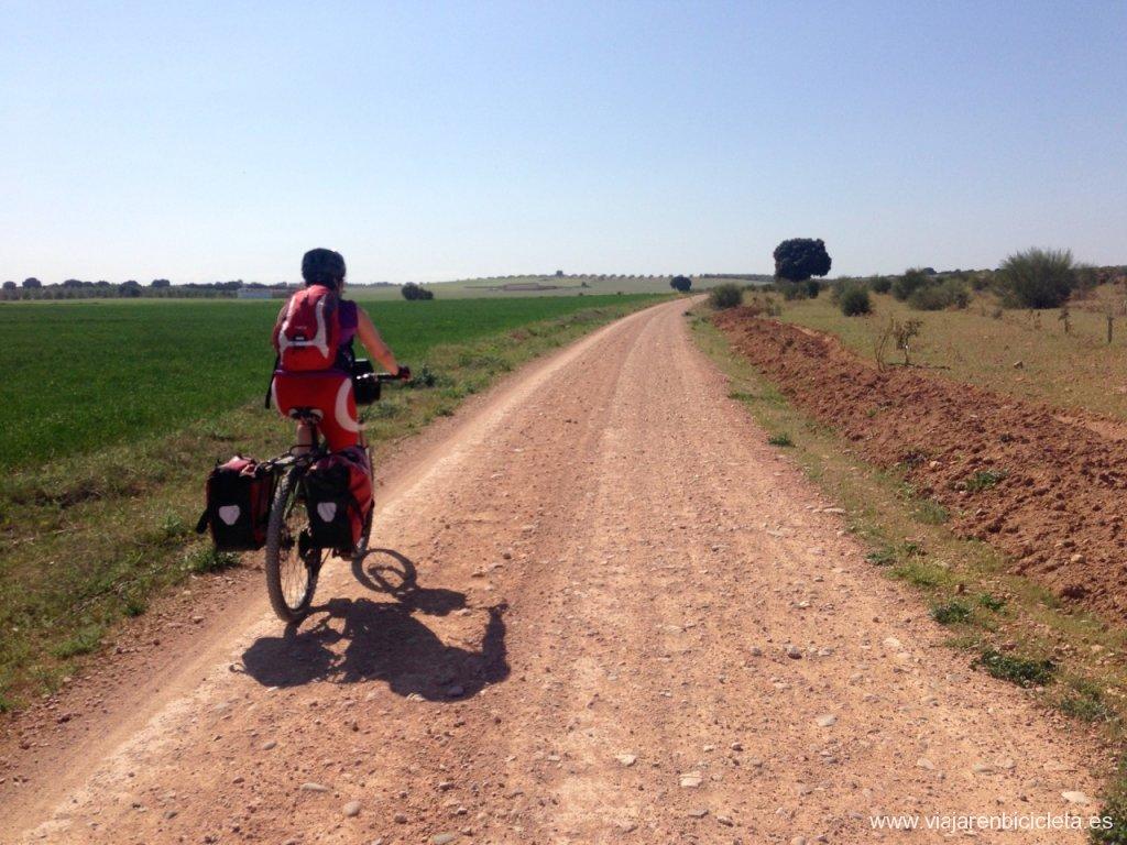 Viajar en bicicleta con apoyo