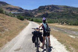 Vía Verde de la Subbética en bicicleta