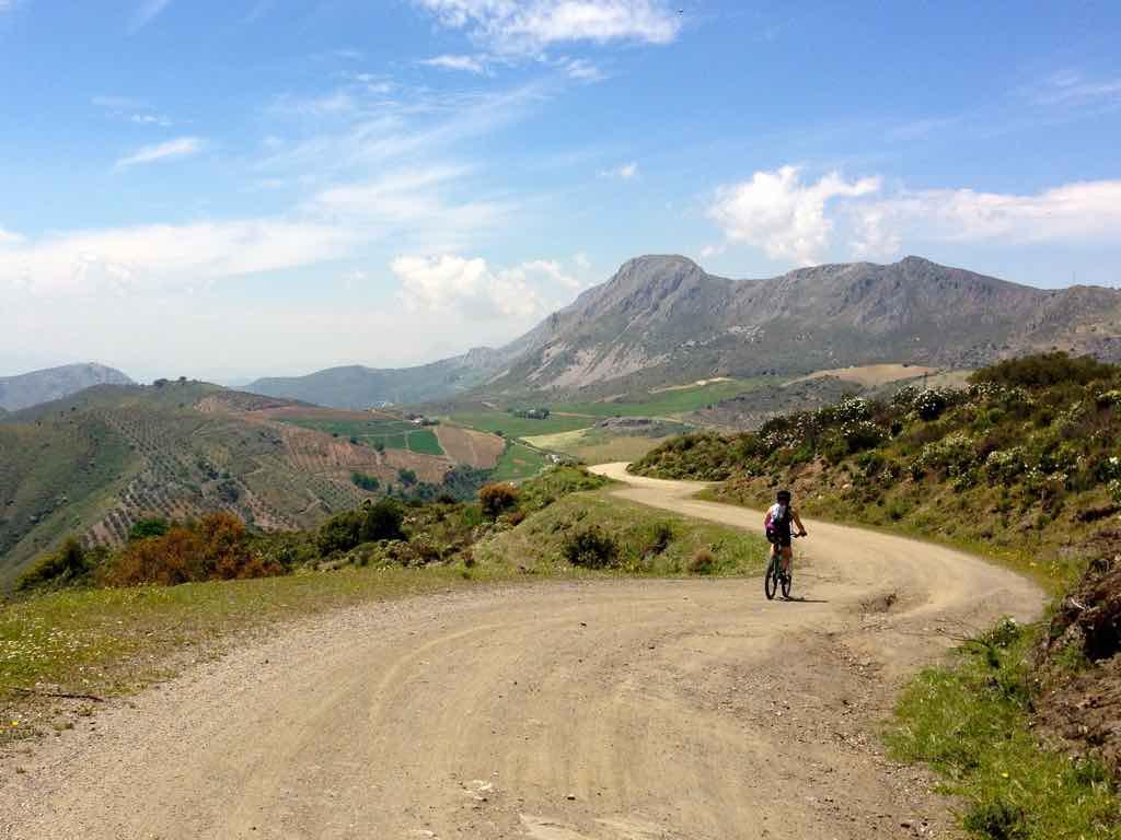 Ruta por las Sierras de Tejeda, Almijara y Alhama