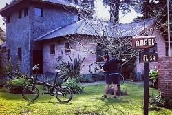 Viaje a la Patagonia en bicicleta plegable