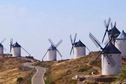 La Ruta del Quijote en bicicleta (Idea)