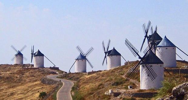 La Ruta del Quijote en bicicleta - Idea