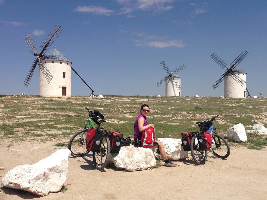 caminos de Don Quijote
