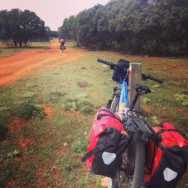 Viaje en bicicleta por la Ruta de Don Quijote
