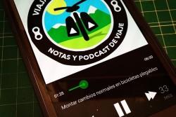 Viajar en bicicleta, el podcast