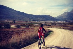 Ruta entre Zafarraya y Alfarnate
