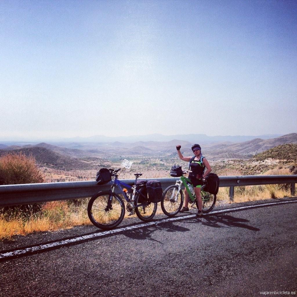 Vídeos de la ruta por Almería