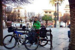 163 fotos de la Ruta de Washington Irving en bicicleta