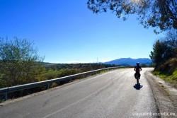 Moraleda de Zafayona – Alhama de Granada en bicicleta