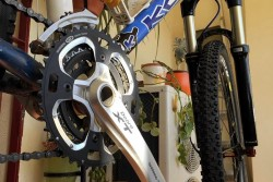 Bicicleta Kona reciclada, otra vez