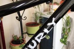 Montar juego de dirección en una bici Surly Troll