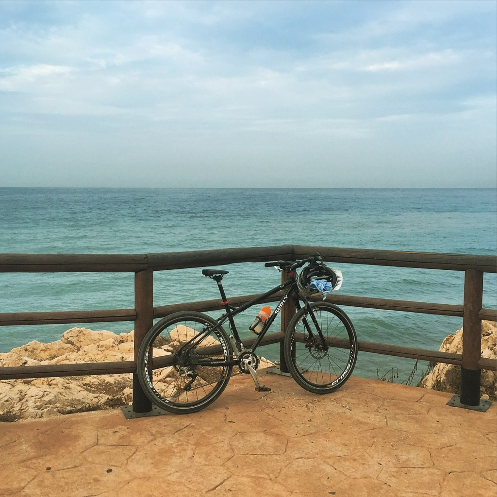 Rutas de cicloturismo en Strava