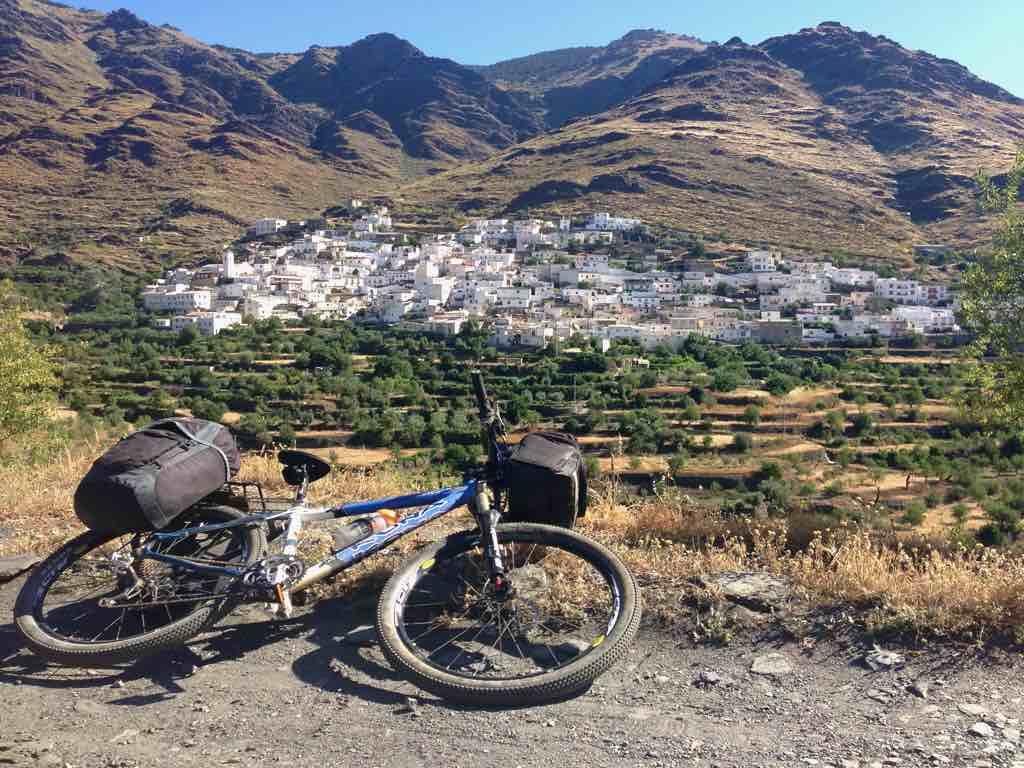 Ruta en bicicleta por Almería