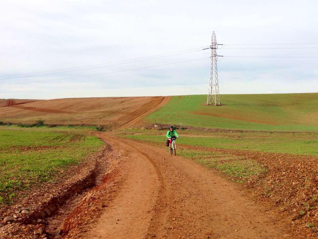 Sevilla - Carmona, 1ª etapa de la Ruta de Washington Irving