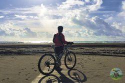 Rutas en bicicleta descartadas