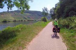 Ruta en bicicleta por el Río Mosela, Etapa nº 1