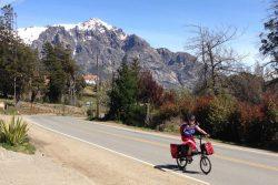 Cruce Andino de Argentina a Chile en bicicleta