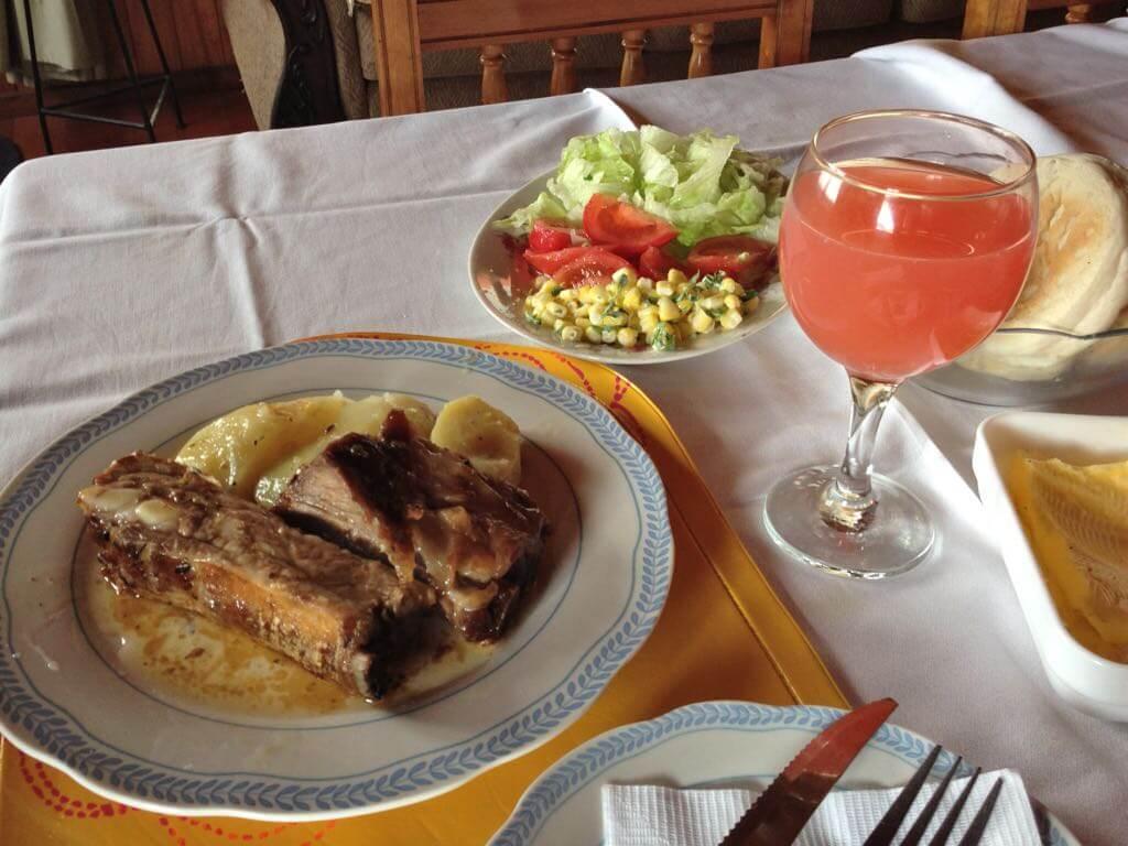 Gastronomía de Osorno