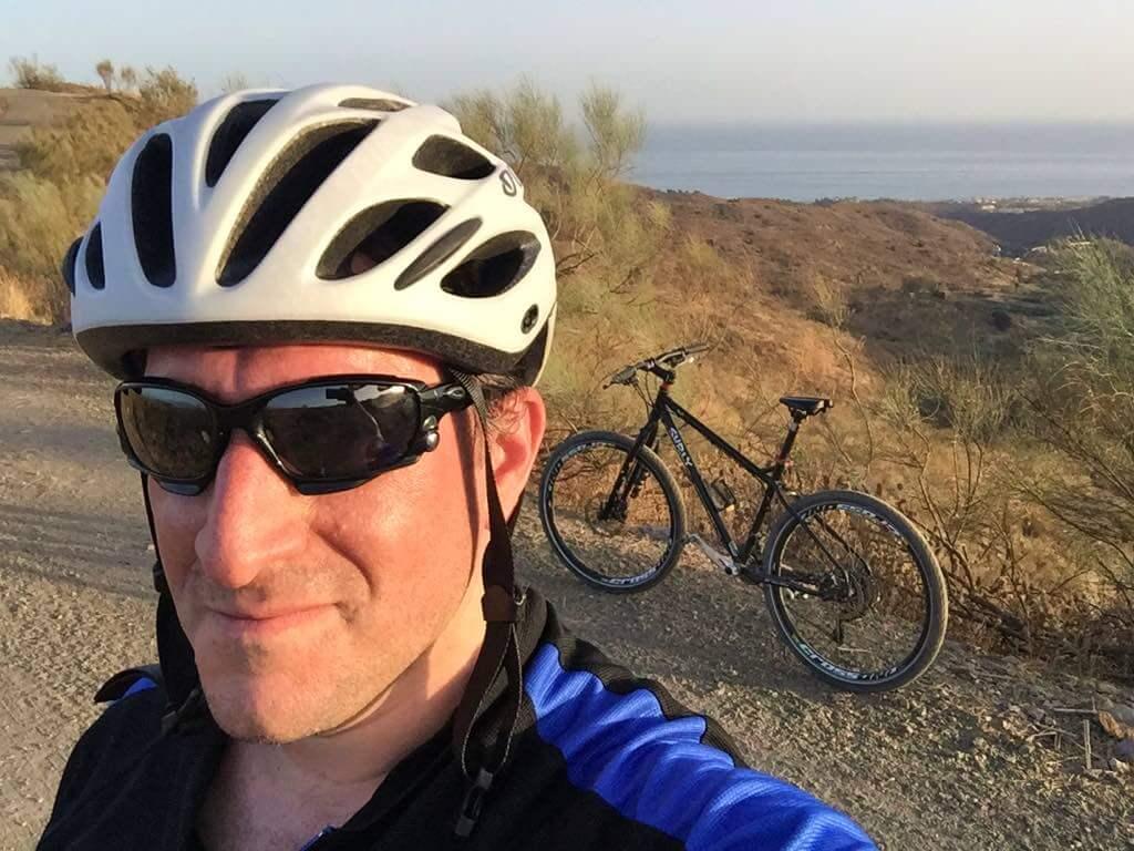 Viajar en bicicleta solo