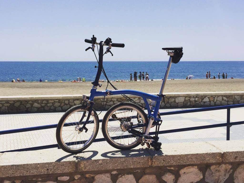 grupo brompton bicicletas